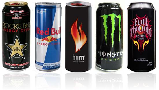 Энергетиков напиток